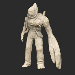 YamHands.jpg Download free STL file Yam Hands • 3D printer model, CharlieVet