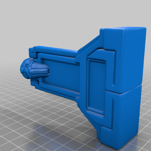AlienTablet.png Download free STL file Alien Ancient Props Chest Tablet Etc x12 Savage Planet • Model to 3D print, CharlieVet