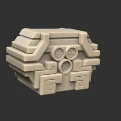 Download free 3D printer model Alien Ancient Props Chest Tablet Etc x12 Savage Planet, CharlieVet