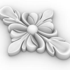 Download free 3D printing models 3D stl Decor for CNC, mk022dmg