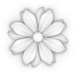 Download free STL file Flower 3D stl • 3D print design, mk022dmg