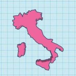 Download free 3D printing files Italia , delgadofiguerasdavid