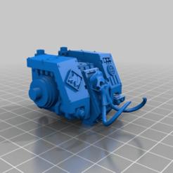 4df5a47164527fa95fb4f081b5ce2671.png Télécharger fichier OBJ gratuit Dread Tusker • Objet imprimable en 3D, SPSchnepp2