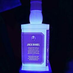 134902011_400618014502775_2890577577521630583_n.jpg Download STL file Jack Daniel's Lithophanie Bottle • 3D print object, Fr3D
