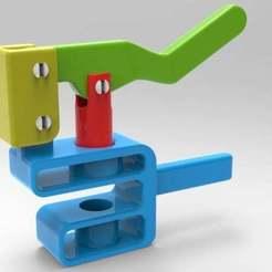 untitled.655.jpg Download free OBJ file hand punch v2 • 3D print design, veganagev