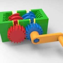 untitled.597.jpg Download free STL file easy shredder • 3D print object, veganagev