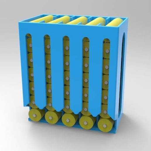 untitled.546.jpg Télécharger fichier STL gratuit distributeur de piles v4 • Design imprimable en 3D, veganagev
