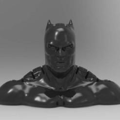 untitled.146.jpg Télécharger fichier OBJ gratuit batman sd/micro sd holder • Plan pour impression 3D, veganagev