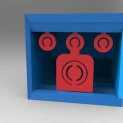 Download free OBJ file air soft bb trap • 3D printer template, veganagev