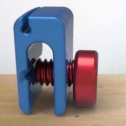 untitled.332.jpg Download free STL file filament clip • Model to 3D print, veganagev