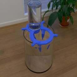 Descargar archivo STL gratis regador automático de semillas de aguacate • Diseño para impresión en 3D, veganagev