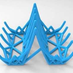 Télécharger fichier STL gratuit porte-savon double-fil • Modèle pour imprimante 3D, veganagev