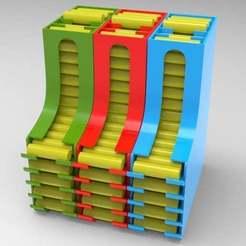 untitled.542.jpg Télécharger fichier STL gratuit distributeur de piles mega • Design imprimable en 3D, veganagev