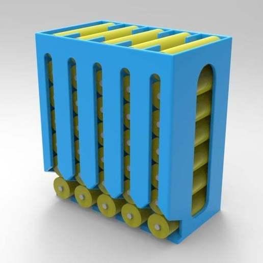 untitled.545.jpg Télécharger fichier STL gratuit distributeur de piles v4 • Design imprimable en 3D, veganagev