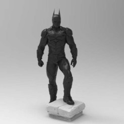 untitled.57.jpg Télécharger fichier OBJ gratuit pose de batman • Modèle à imprimer en 3D, veganagev