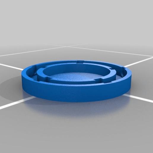 lazy_sue_bot.png Télécharger fichier STL gratuit simple lazy susan • Design pour impression 3D, veganagev