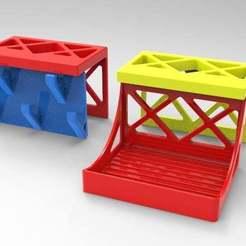 Télécharger fichier STL gratuit système de suspension de douche • Modèle pour imprimante 3D, veganagev