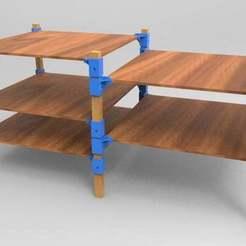 untitled.408.jpg Télécharger fichier STL gratuit connecteur de table • Design à imprimer en 3D, veganagev
