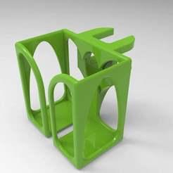 untitled.711.jpg Télécharger fichier STL gratuit porte-souris • Objet pour impression 3D, veganagev