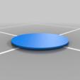 lazy_sue_top.png Télécharger fichier STL gratuit simple lazy susan • Design pour impression 3D, veganagev