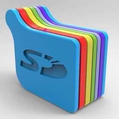 untitled.121.jpg Télécharger fichier STL gratuit sd/micro sd holder remix • Plan imprimable en 3D, veganagev