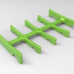 Télécharger fichier STL gratuit porte-savon minimaliste • Plan imprimable en 3D, veganagev