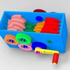 untitled.435.jpg Download free OBJ file shredder - 4 shaft • 3D printer object, veganagev