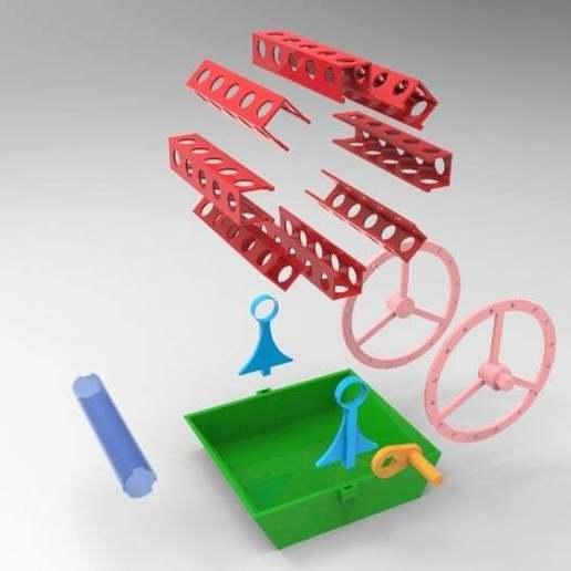 untitled.674.jpg Télécharger fichier OBJ gratuit jardin rotatif 2 • Modèle à imprimer en 3D, veganagev