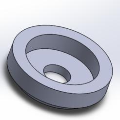 Télécharger fichier imprimante 3D gratuit Upgrade Bed Wanhao Duplicator I3 Mini, AdrienSTL3D