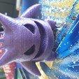 Download free 3D printing models Gengar / ゲンガー / 耿鬼 -- Pokemon, AdrienSTL3D