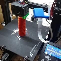 Download free 3D model roller honeycomb(Válec na mezistěny), Prokopmacek