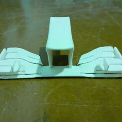 20201223_090056.jpg Download STL file Ferrari F138 F1 2013 nose cone and front wing • Design to 3D print, Bananero