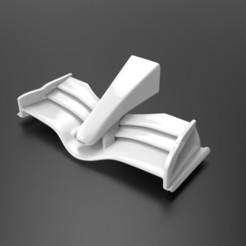mclaren mp4-21.jpg Download STL file McLaren MP4-21 F1 2006 • 3D printing model, Bananero