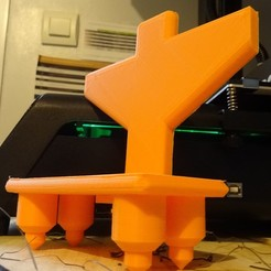 Download free STL file stand for Bose colour soundlink, atominiumauto