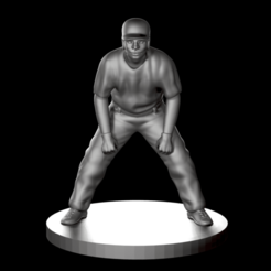 screenshot011.png Download STL file baseball 2 player model 3D • 3D printer model, ccsan