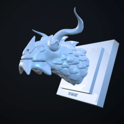 Download 3D printer designs Dragon Trophy, ccsan