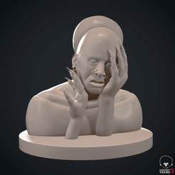 screenshot000.png Download STL file Anna Varney Cantodea (Sopor Aeternus) • Design to 3D print, ccsan