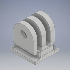 Conetor 1.jpg Download STL file Camera support • Template to 3D print, Jmadariaga