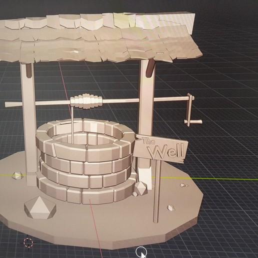 Télécharger plan imprimante 3D Basse polly Bien, troopy9594