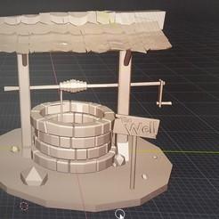 Descargar modelos 3D para imprimir Pozo de la polly baja, troopy9594