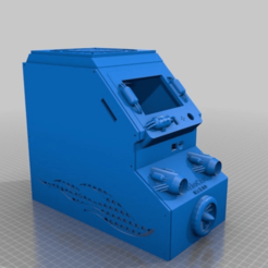 1113830a2fc465d579b675f87793a74a.png Download free STL file TurboCase Mach 1.5 (1.0 Upgrade) • 3D printable template, EchoDelta