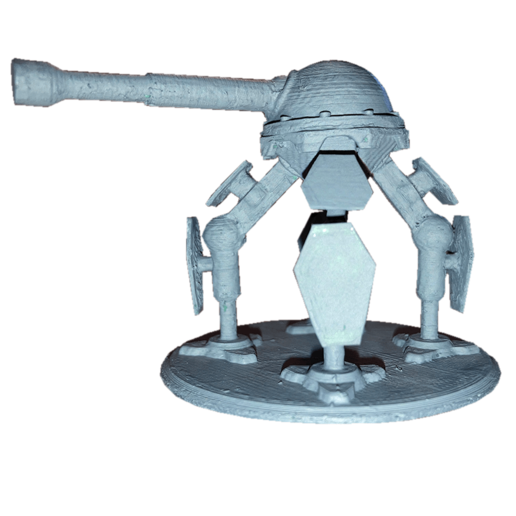 thumb1.png Download free STL file Mech Tabletop Figure (V1) • 3D print template, Oesterreichinese