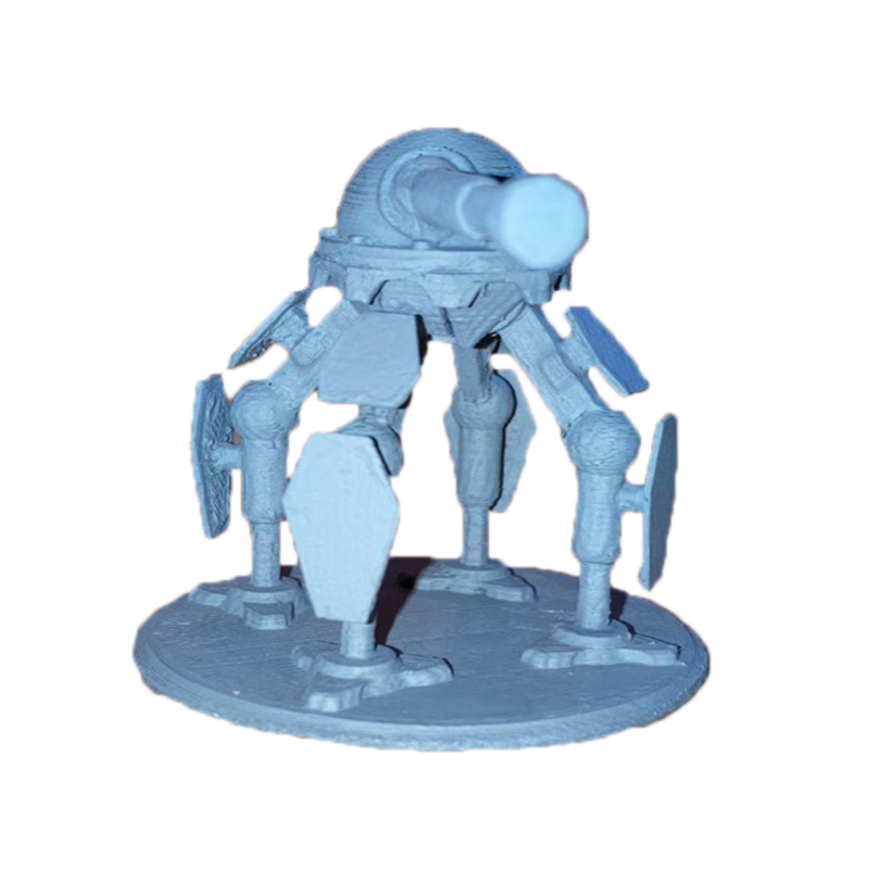 thumb10.png Download free STL file Mech Tabletop Figure (V1) • 3D print template, Oesterreichinese