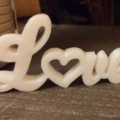 Descargar archivo 3D gratis Amor, lolonene