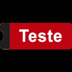 teste.png Télécharger fichier STL test • Modèle pour impression 3D, pedroasoares