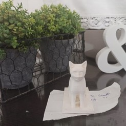 Imprimir en 3D Apoya Papeles de Gato, Ingenium