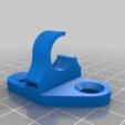 Download free 3D print files KX Brake Line Guide, rkbrown29