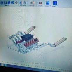 Télécharger modèle 3D Moteur (engine), JUCA3D