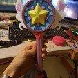 Imprimir en 3D Star Butterfly Wand (LED actualizable), arnoldrafaeldupit