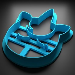 pony.jpg Download STL file Pony cookie cutter • 3D printable model, Patito_Metalero